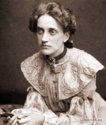 Suffragette. Ann Macbeth. Glasgow art and Craft Movement. Embroideries. Glasgow School of Art. Modernist art. Needlework.