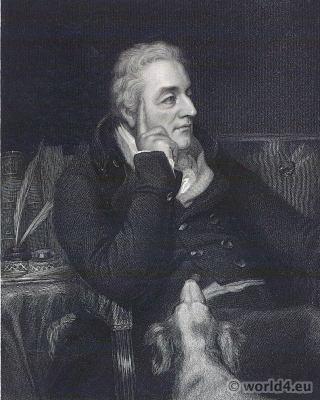 Portrait George O'Brien Wyndham. French Revolution History. Directoire costume.