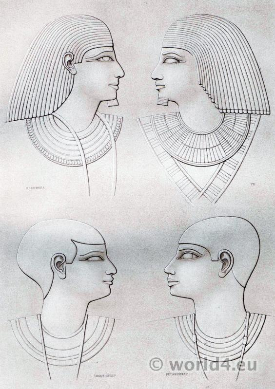 Egyptian fashion history