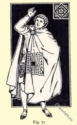 Byzantine Costume History. Nobility dress. East Roman history.