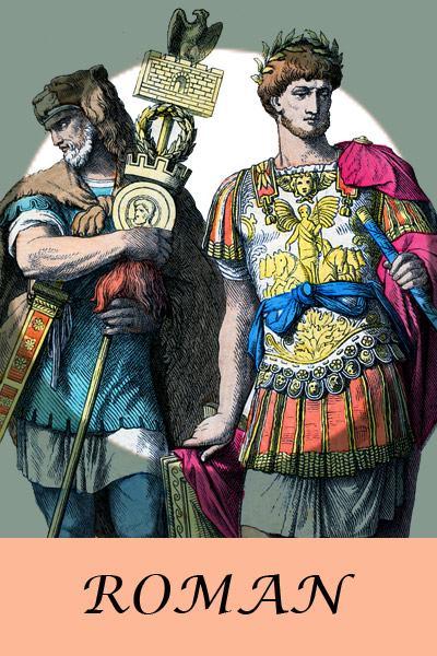 Ancient Roman costume, history,