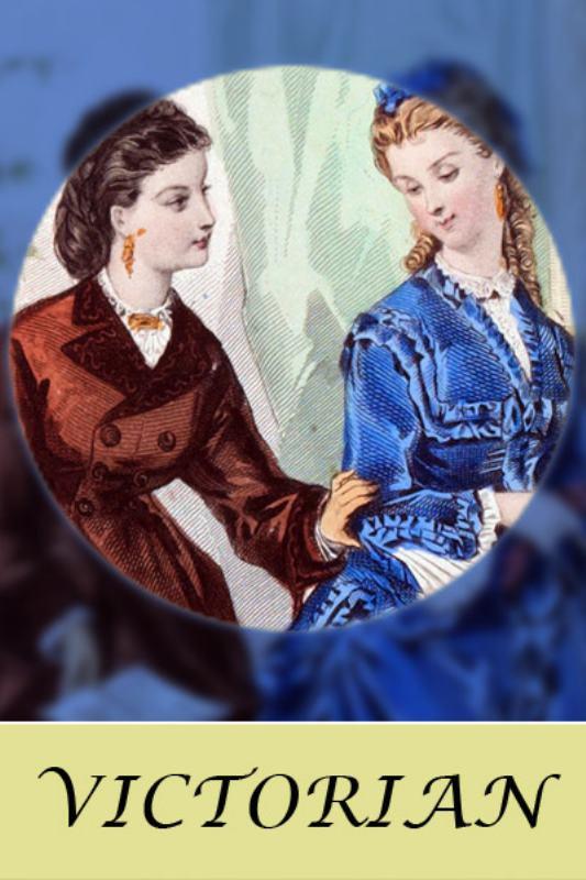 Victorian fashion history. 19th century fashion. The crinoline fashion