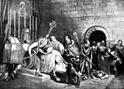 Martyr Saint Thomas of Canterbury, Thomas of London