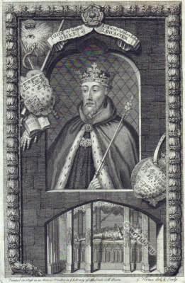 John of Gaunt, 1. Duke of Lancaster, Anjou-Plantagenet