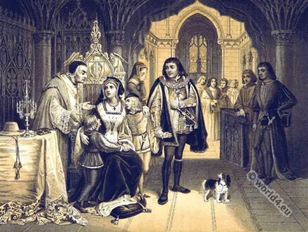 England King. The Tragedy of King Richard III. Plantagenets.