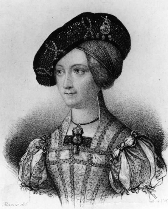 Tudor, Queen, Lady, Jane Grey, fashion history, renaissance, clothing, england,