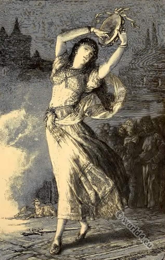 Phoebus Notre Dame De Paris : phoebus, notre, paris, Esmeralda., Phoebus, Chateaupers., Notre, Paris.