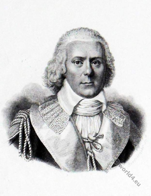 Paul Barras, Politician, French Revolution costumes
