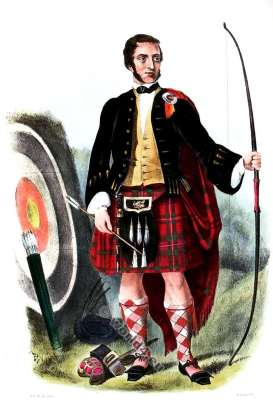 Mackinnon. Sliochd Fhionnon, No Mac 'Ionnon. The Mackinnons. Clan. Tartan. Scotland. Clans of the Scottish Highlands.