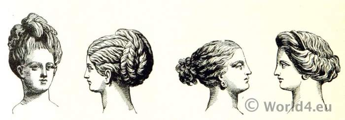 Ancient Greek hair-dressing