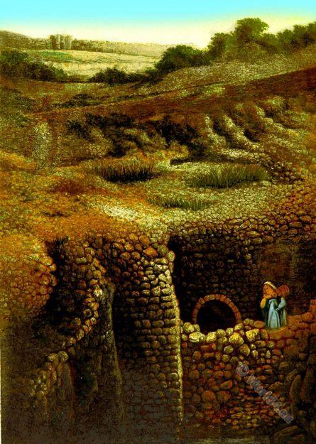 Siloam Pool. Israel. Jerusalem. Sacred Christian site. Gihon Spring. Solomon. Holy Land. Sacred Destinations