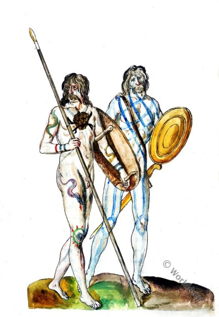 British savages. Cimmerii. Cimbrians. Celtae. Celts
