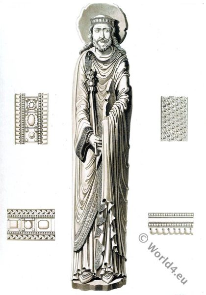 Clovis, Merovingian King, Franks, Salian, French history, Rex
