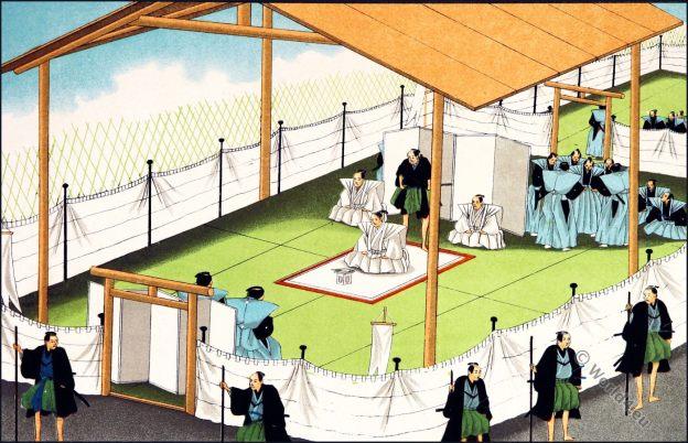 Sacrifice, Seppuku, Samurai, Hara Kiri