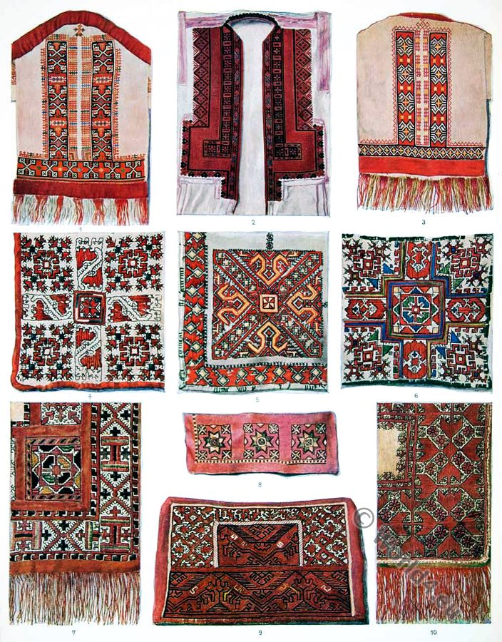 Russian Embroidery And 85