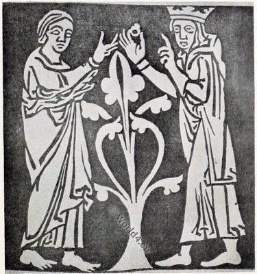 Edward the Confessor. England Saxon King