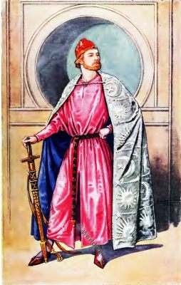 Richard I, medieval England, King, middle ages, 12th century fashion
