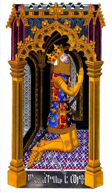 EDWARD III. king, England, Wales, Anjou Plantagenet, costume, mediecal, middle ages, ruler, dress