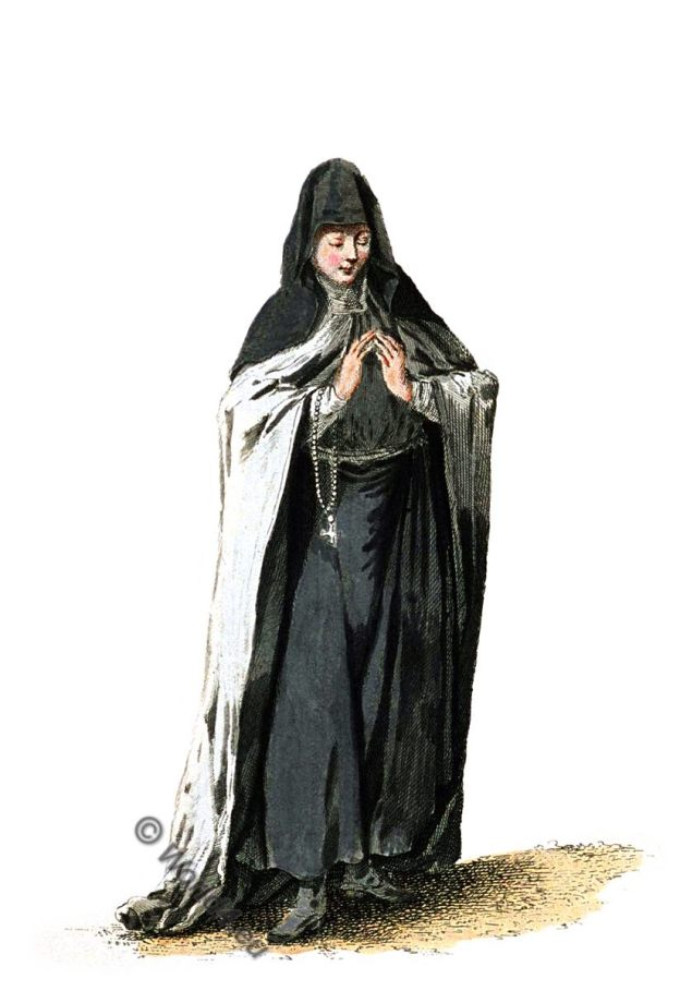 Nun, habit, Greek, Religieuse, Order, St. Basil, monastic, Roman Catholic Church, Josaphat,