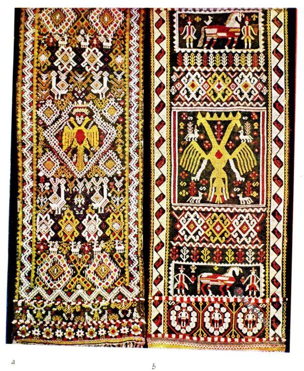 Antique, carpets, Italy, 18th century, Terra di Lavoro,