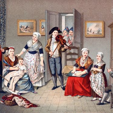 directory, directoire, costumes, indoor, furnishing, france, revolution
