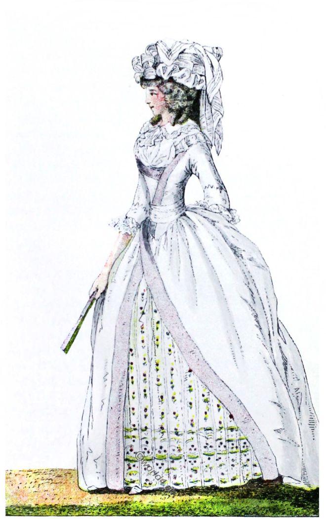 fashion, costume, french, revolution, dress, clothing,