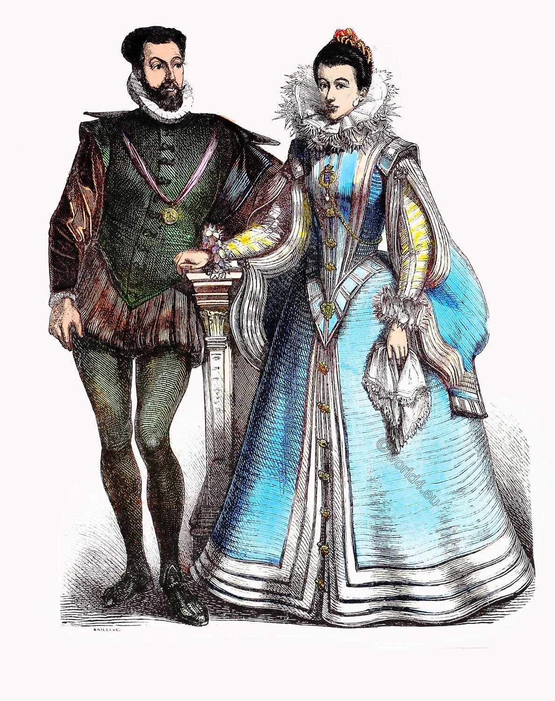 domination spanish 16th century