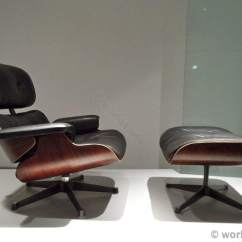 Charles Eames Lounge Chair Best For Reading 670 Ottoman 671 Lost And Found Mid Century Furniture Design Space Age