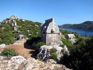 Lycian monument