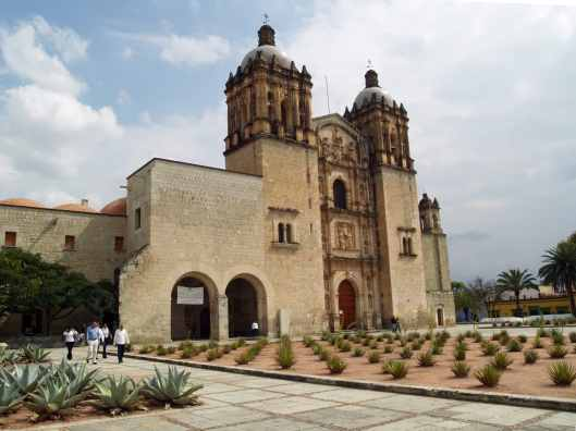 oaxaca cathedral