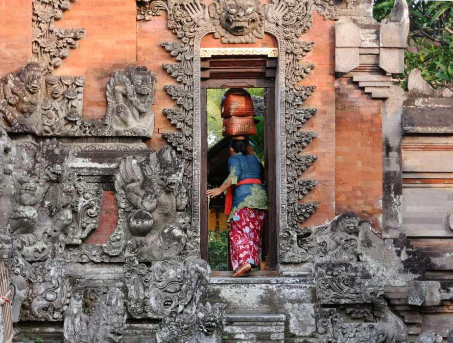 Bali temples - fun things to do in Bali