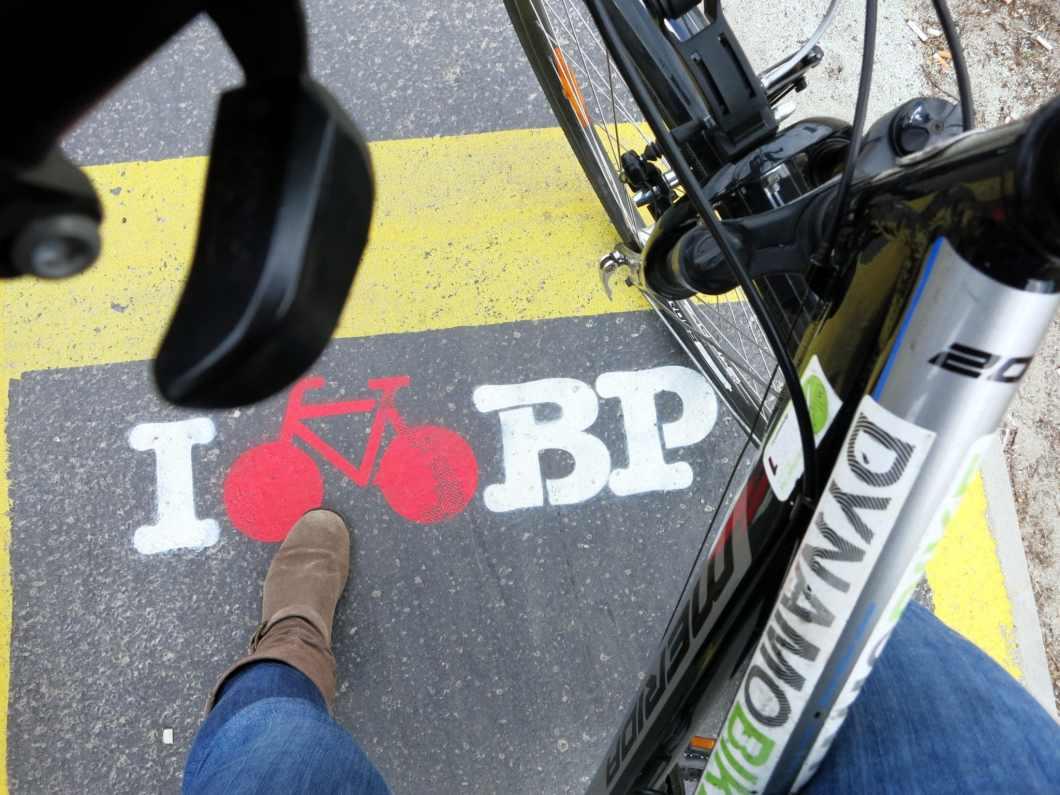 Bicycle tour Budapest DynamoBike