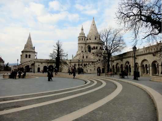 FIshermen's Bastion Budapest Hungary