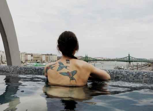 Rudas Baths Budapest Hungary