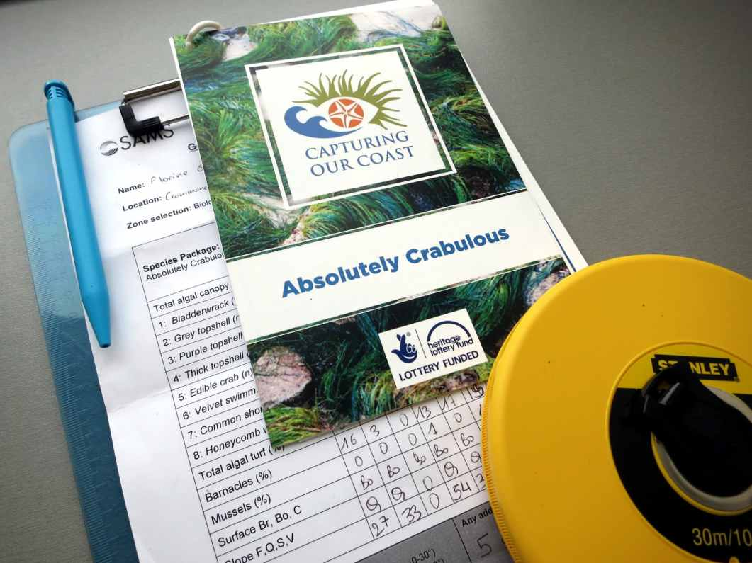 Capturing our Coast survey protocol