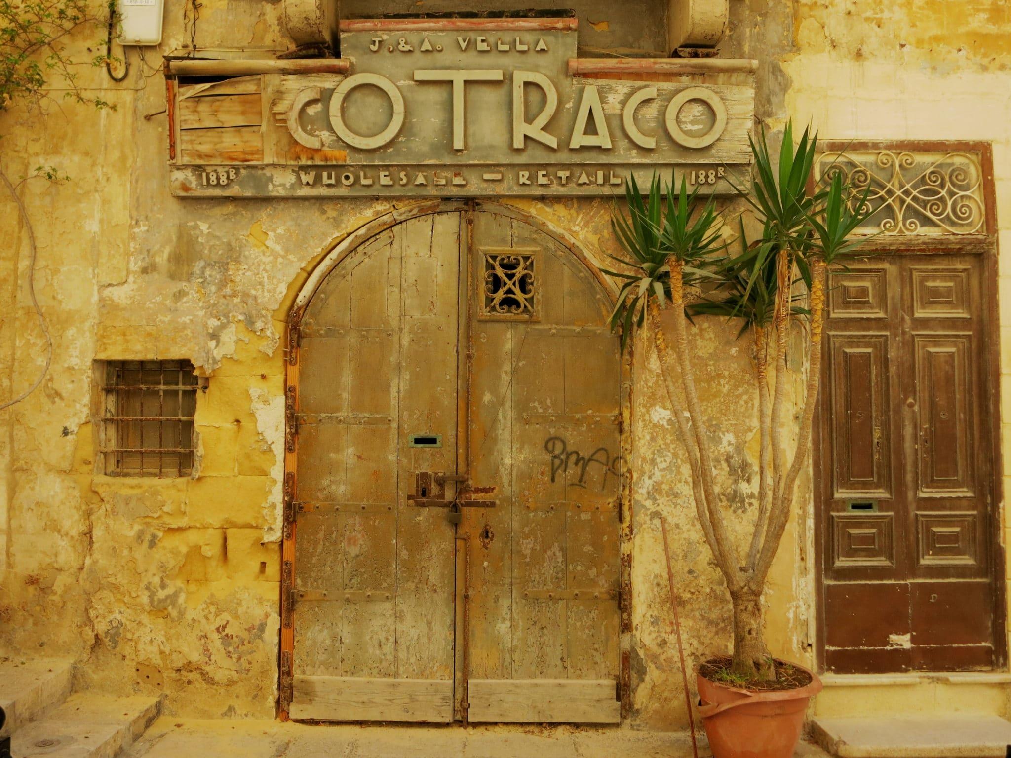 St Lucia Street Valletta Malta