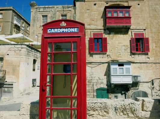 St Barbara Bastion Valletta Malta