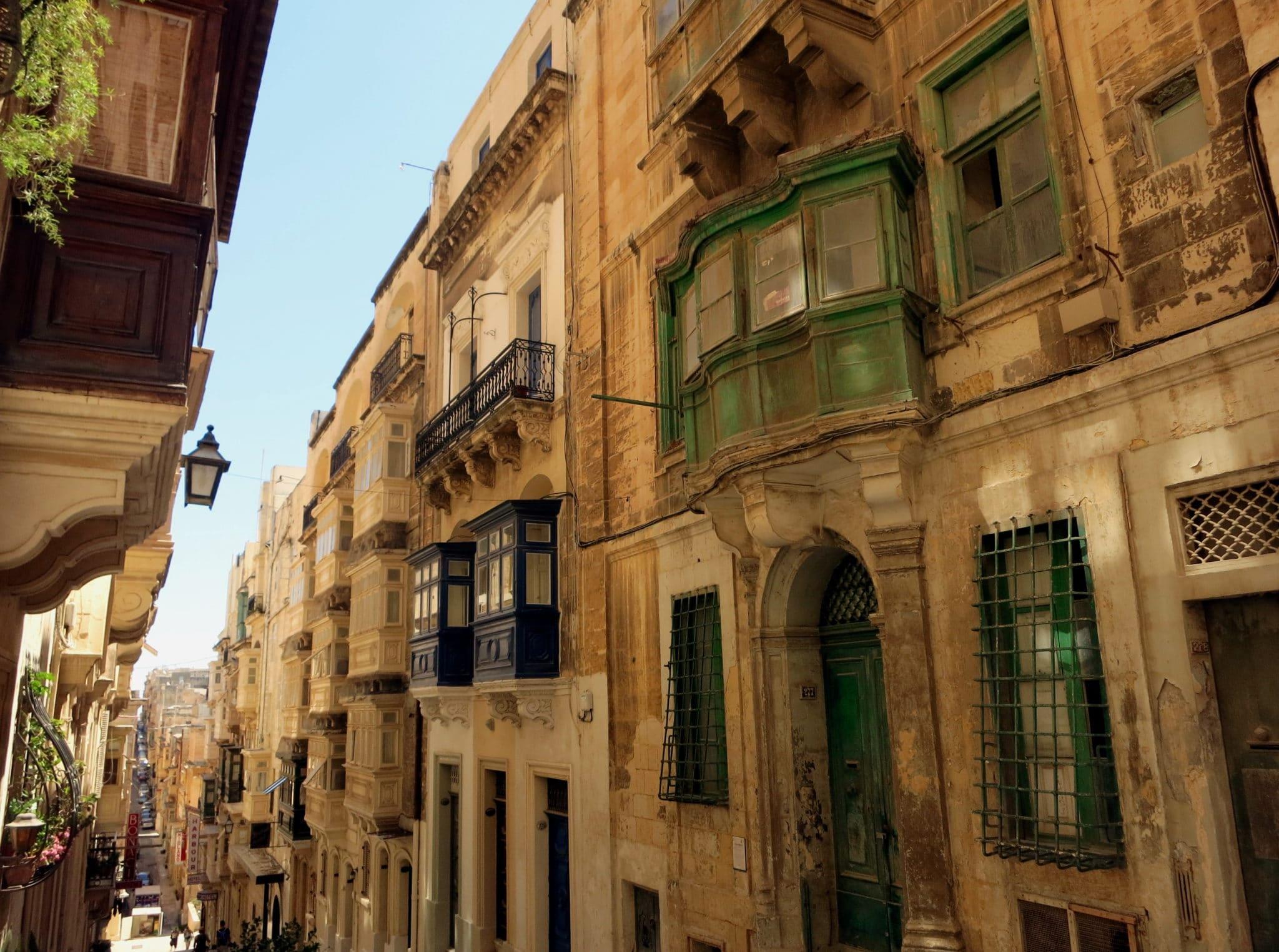 St Ursula Street Valletta Malta