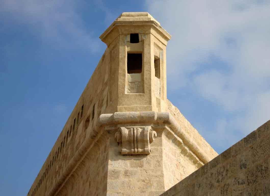 weekend in Valletta Fort St Elmo