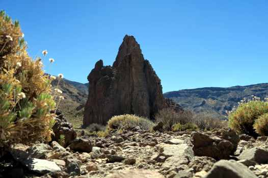 The Cathedral Teide National Park Tenerife Canary Islands