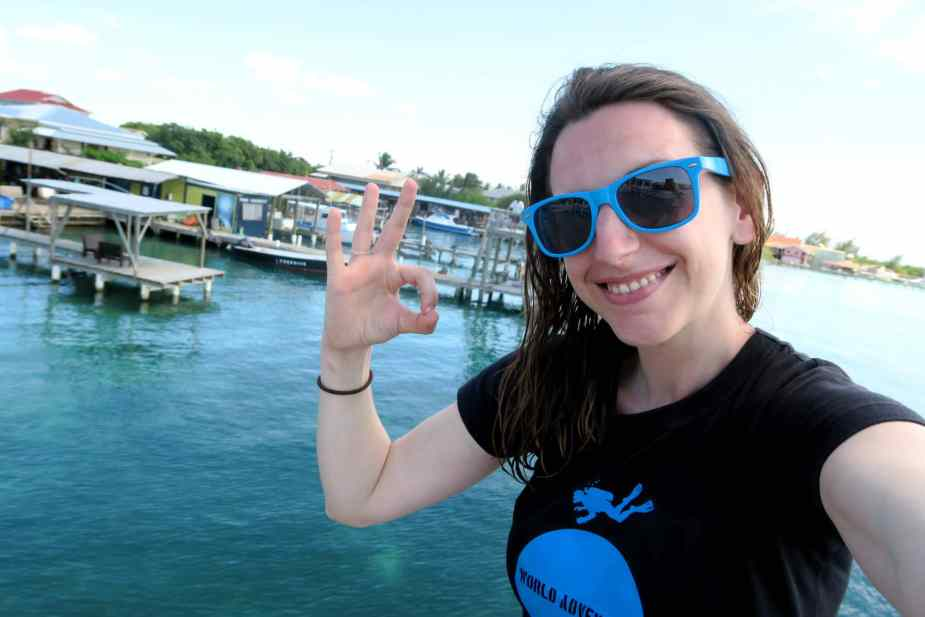 Florine Diving blog World Adventure