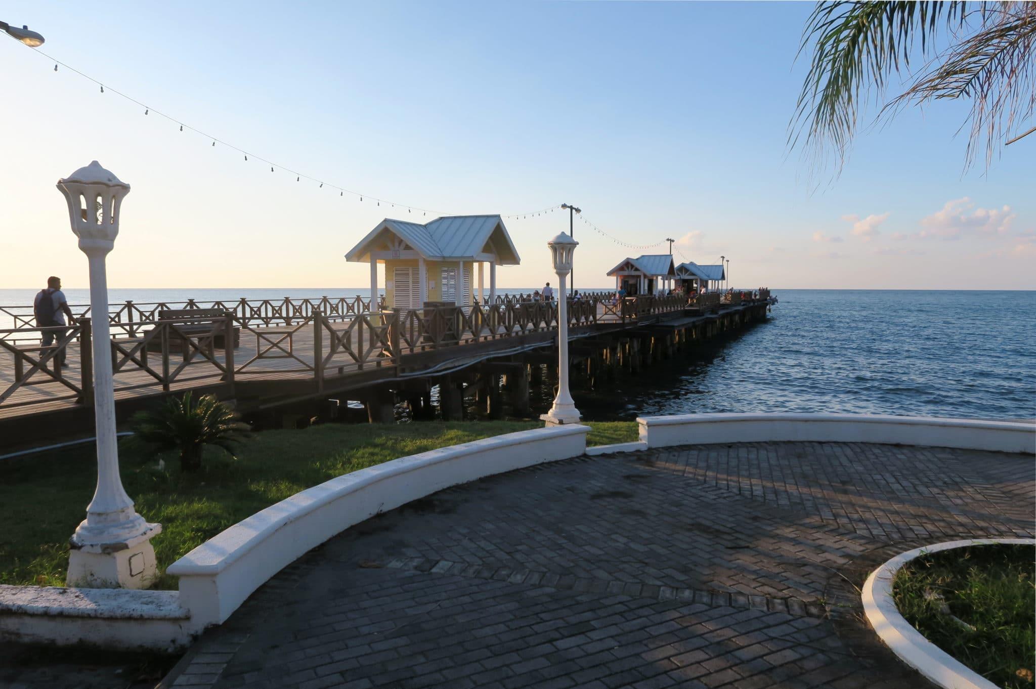 La Ceiba Muelle Fiscal Honduras
