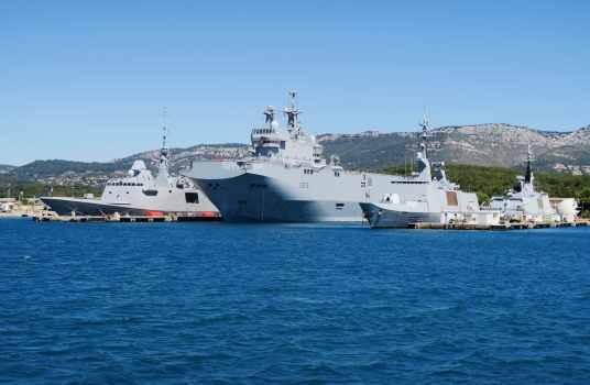 Toulon Bay boat tour France