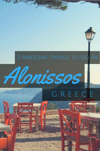 5 awesome things to do in Alonissos Greece pin1
