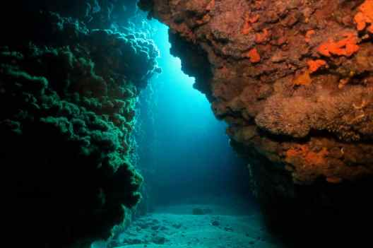 Scuba diving in Alonissos Greece