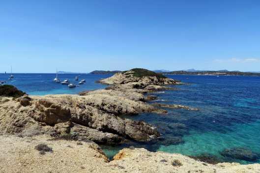 Langoustier Peninsula Porquerolles Island French Riviera