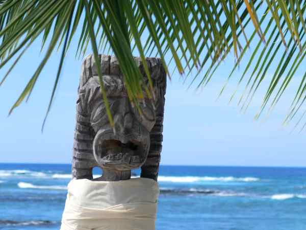 2 weeks in Hawaii - Honaunau National Historical Park Big Island Hawaii