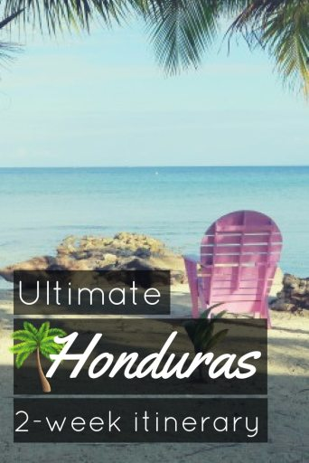 Ultimate Honduras 2 week itinerary