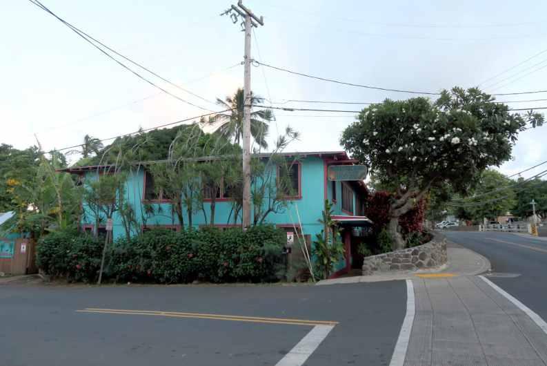 Banana Bungalow Hostel Wailuku Maui Hawaii