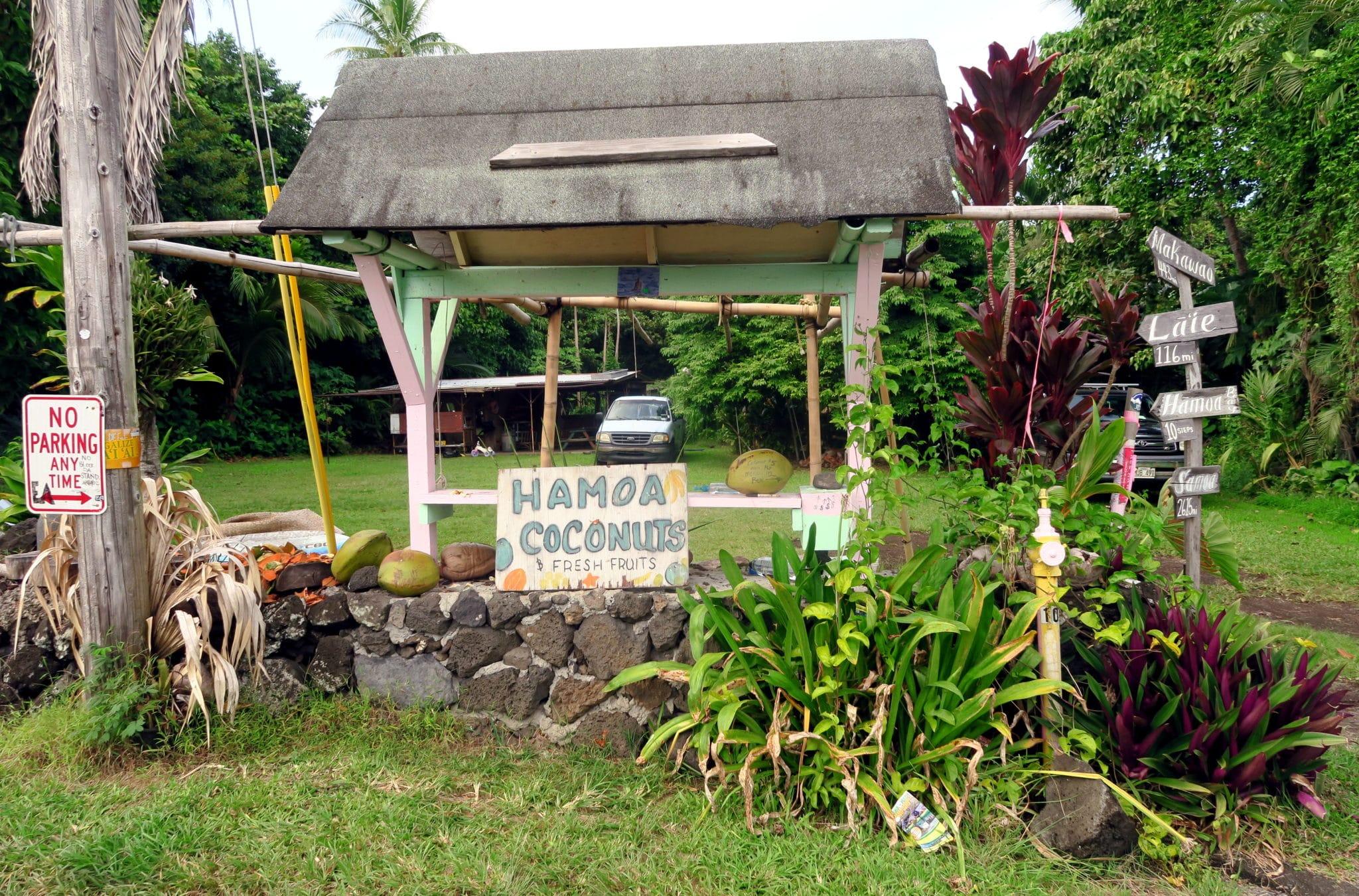 Hamoa Road to Hana Maui Hawaii